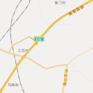 齐齐哈尔昂昂溪行政地图