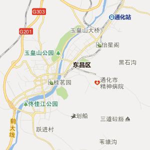 东与二道江区图片