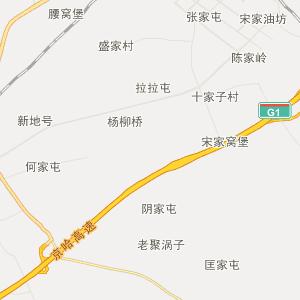永春镇卫星地图 长春市朝阳区永春镇卫星地图