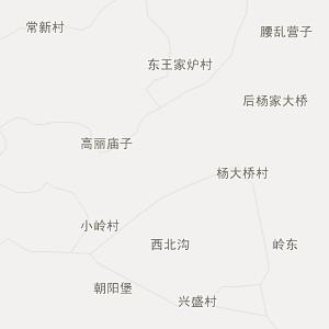 吉林省行政地图 长春市行政地图