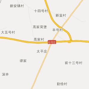 松原扶余行政地图_中国电子地图网图片