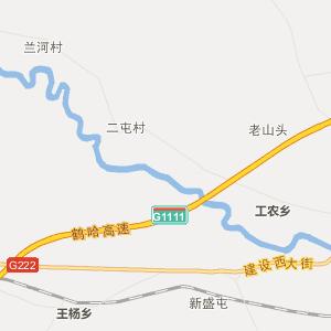北神树村未来规划图