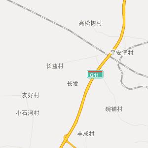 延边敦化行政地图_敦化在线行政图查询