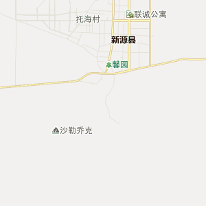 青海省地图3d