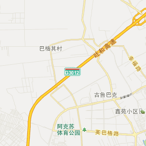 南泥湾景区道路平面设计图
