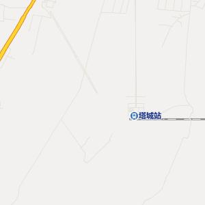 新疆维吾尔自治区旅游地图