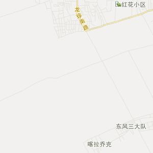 新疆维吾尔自治区旅游地图 塔城地区旅游地图 裕民县旅游地图   html