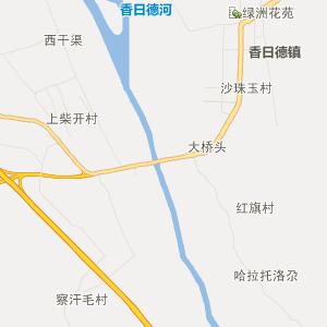 青海交通地图 海西交通地图 都兰交通地图 香日德交通地图   html