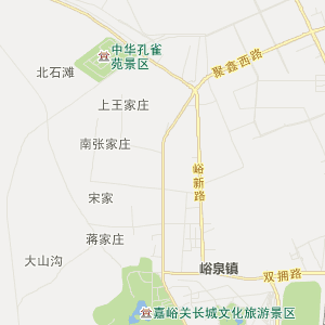 东北手绘美食地图