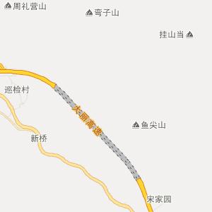大理洱源交通地图_中国电子地图网