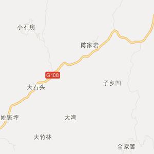 四川旅游地图 凉山旅游地图