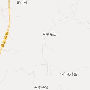 云南省交通地图 昆明市交通地图