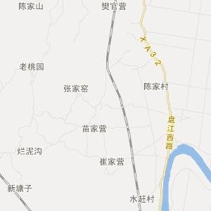 云南旅游地图 昆明旅游地图