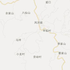 龙溪乡地图_保靖县龙溪乡三维电子地图和邮编