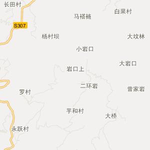 宜宾市交通地图 屏山县交通地