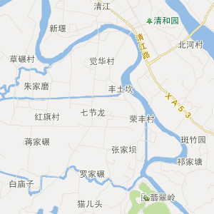 广汉三水交通地图_三水在线交通图