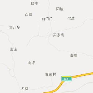 临夏广河交通地图_中国电子地图网图片