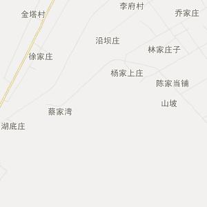 甘肃省交通地图 武威市交通地图