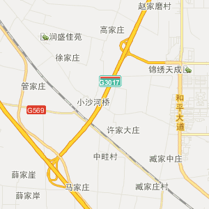 甘肃武威交通地图_武威在线交通图