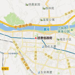 城关渭源路旅游地图_渭源路旅游图