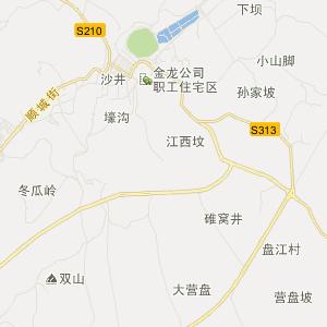 黔西南安龙旅游地图_中国电子地图网