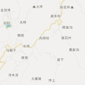 苏州到咸丰地图
