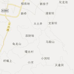 宜宾兴文旅游地图_兴文在线旅游图