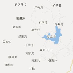铁山镇地图_胶南市铁山镇三维电子地图和邮编