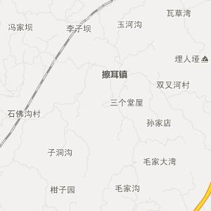四川省旅游地图 南充市旅游地图 高坪区旅游地图 > 御史乡旅游地图