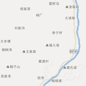 高阳镇地图_云阳县高阳镇三维电子地图和邮编