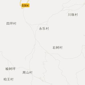 麦积五龙旅游地图_中国电子地图网