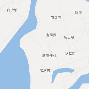 廉江市营仔镇旅游地图查询_营