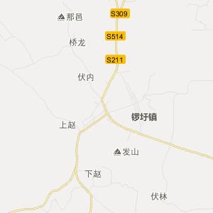 英江村地图_广西壮族自治区南宁市武鸣县锣圩镇英江