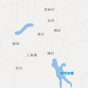 广西旅游地图 来宾旅游地图