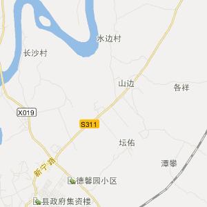 平南至合山地图
