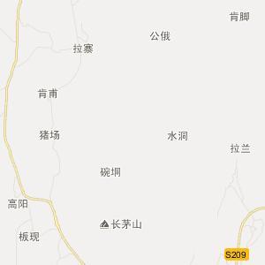来宾忻城旅游地图_中国电子地图网