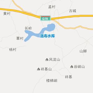 广西旅游地图 河池旅游地图