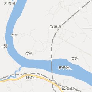 柳州柳北交通地图_中国电子地图网