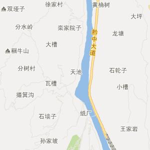 泊头市区公,路地图