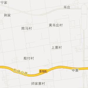 陕西省旅游地图 咸阳市旅游地图