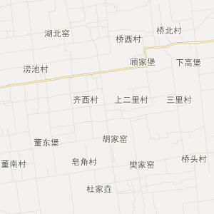 富平齐村交通地图_中国电子地图网图片