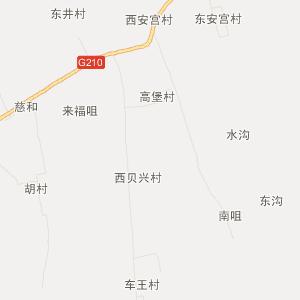 川北幼儿师范高等专科学校地图