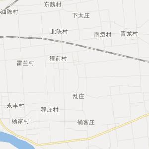 = 渭南临渭旅游地图 =
