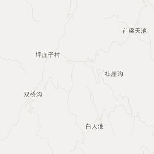 陕西旅游地图 榆林旅游地图