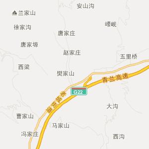 合水老城旅游地图_中国电子地图网图片