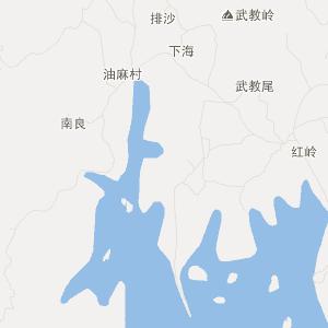厦门到海口地图