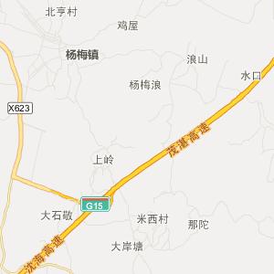 廉江和广西陆川的通道之一