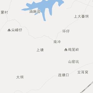 阳江阳西旅游地图_中国电子地图网