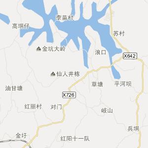 祖山连接线规划图