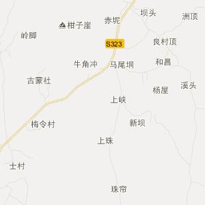 广西旅游地图 梧州旅游地图